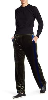 Drifter Velvet Racer Pants