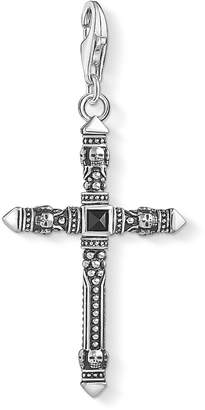 Thomas sabo skull shopstyle uk at house of fraser thomas sabo skulls and cross charm mozeypictures Image collections