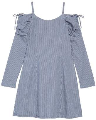 Habitual Kids Whilemina Cold Shoulder Dress (Big Girls)