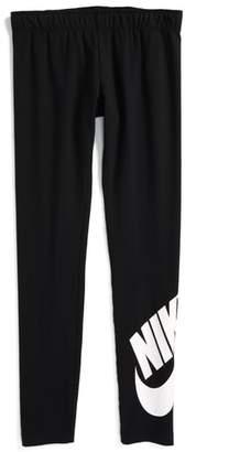 Nike Leg A See Logo Leggings
