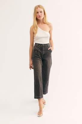 We The Free CRVY Berlin Wide-Leg Jeans