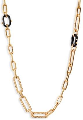 Gas Bijoux Sautoir Escale Chain Necklace