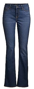 7 For All Mankind Jen7 by Women's Slim-Fit Bootcut Jeans
