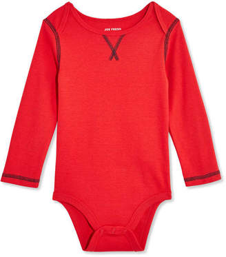 Joe Fresh Baby Boys Elbow Patch Bodysuit
