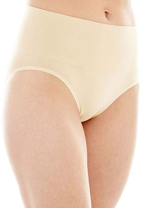 Jockey Slimmers Micro Seamfree Light Control Control Briefs 4135