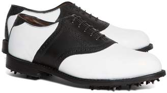 Brooks Brothers Redan Golf Shoes