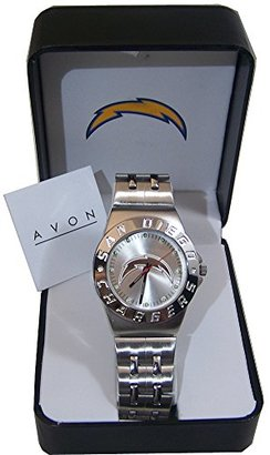 Avon San Diego Chargers Watch Mens リリース2007腕時計新しい