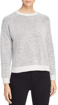 Eileen Fisher Bird's-Eye-Knit Sweater