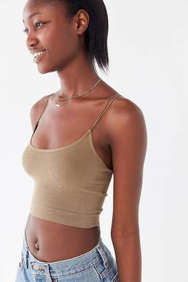 Out From Under Markie Seamless Cropped Cami