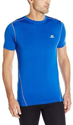 Russell Athletic Men's Fitted Short Sleeve Performance T-Shirt