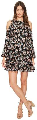 Kensie Wild Roses Dress KS2K8190 Women's Dress
