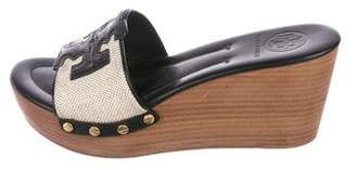 Tory Burch Terri Platform Wedges