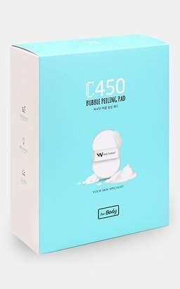 Peach & Lily Women's Wish Formula - C450 Bubble Peeling Pad For Body