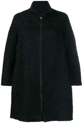 Gianluca Capannolo zipped coat