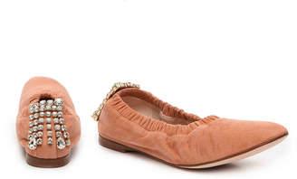 Stuart Weitzman Luxury Dixie Ballet Flat - Women's