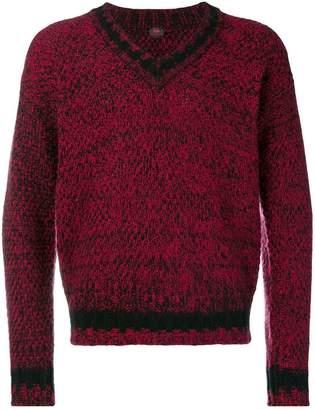 Piombo Mp Massimo v-neck sweater