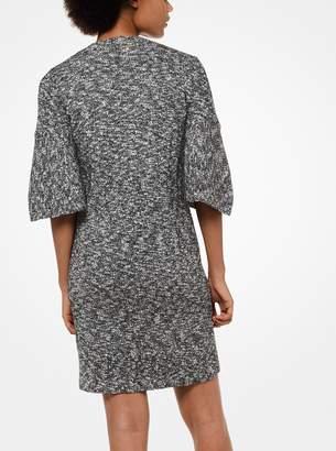 MICHAEL Michael Kors Cotton-Blend Sweater Dress