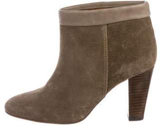 Isabel Marant Suede Round-Toe Ankle Boots Suede Round-Toe Ankle Boots