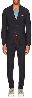 "Boglioli Men's ""K Suit"" Virgin Wool Two-Button Suit"