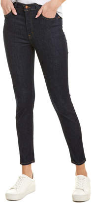 J.Crew Jeans High-Rise Toothpick Medium Worn Indigo Wash Skinny Leg