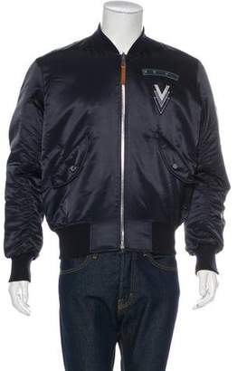 Louis Vuitton Reversible MA-1 Bomber jacket