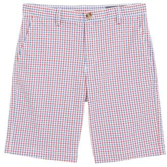 Vineyard Vines Gingham Seersucker Breaker Shorts