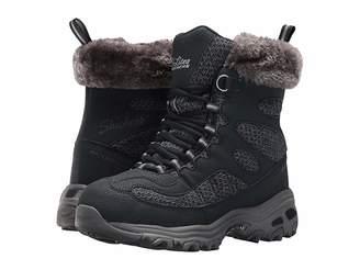 Skechers D'Lites Women's Lace-up Boots
