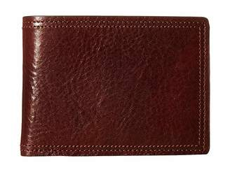 Bosca Dolce Collection - Credit Card Wallet w/ ID Passcase