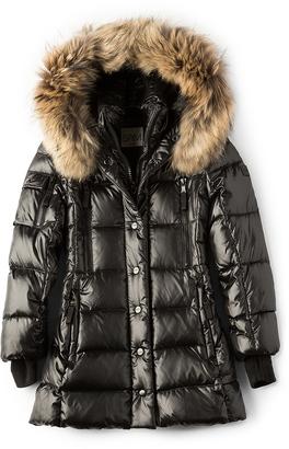 SAM. Millennium Jacket with Asiatic Raccoon Fur $425 thestylecure.com