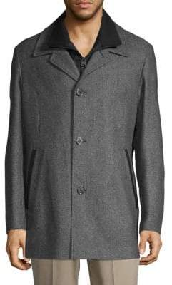 HUGO BOSS Barelto Vest Lined Jacket