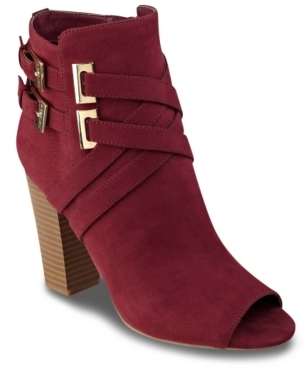 G by Guess Jackson Bootie $80 thestylecure.com