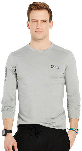 Polo Sport Paneled Compression T-Shirt