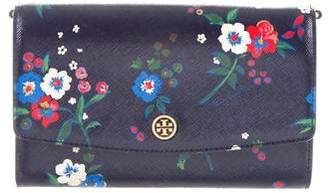 Tory Burch Floral Convertible Clutch