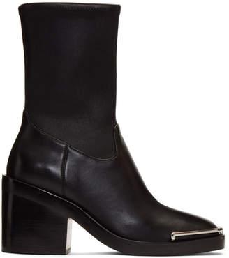 Alexander Wang Black Hailey Boots