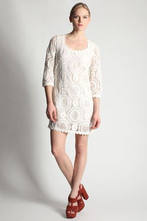 Lark Rise Lace Dress