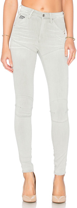 G-Star 5620 Ultra High Super Skinny Jean $210 thestylecure.com