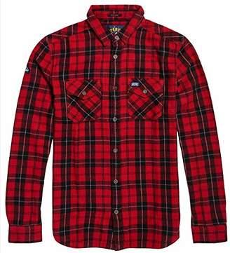 Superdry Men's Rookie Ridge Shirt