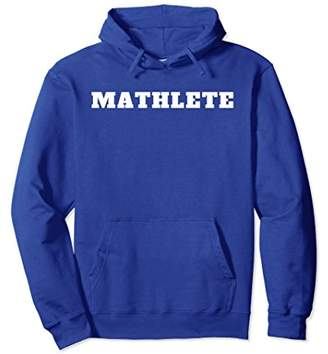 Mathlete Mathematical Sports Hoodie Sweater