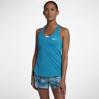 Nike NikeCourt Team Pure Women's Tennis Tank Top