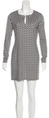 Diane von Furstenberg Silk Jersey Dress