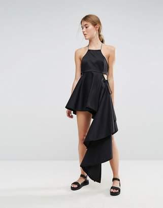 Weekday Press Collection Asymmetric Dress