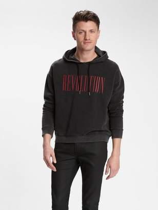 John Varvatos Pull Over Hoodie - Revolution