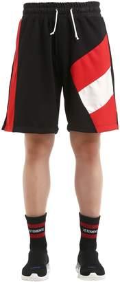 La Color Block Shorts