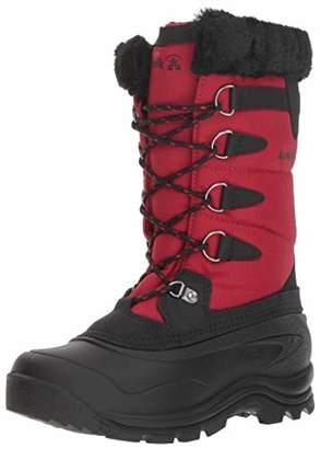 Kamik Women's Shellback Snow Boot 6 Medium US