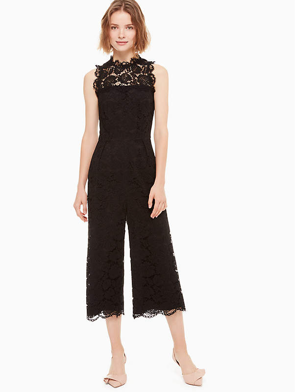 Poppy Lace Jumpsuit