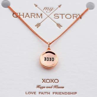 XOXO J&S Jewellery Charm Necklace