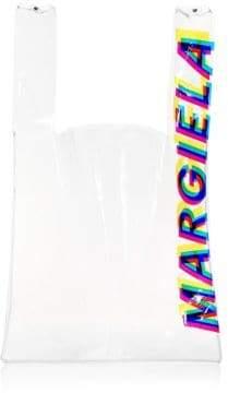 Maison Margiela Logo Shopping Tote