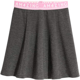 H&M Circle Skirt - Gray