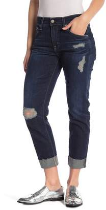 AG Jeans The Ex-Boyfriend High Waist Slim Jeans