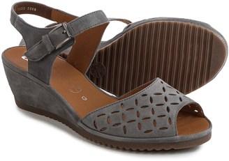 Ara Clair Wedge Sandals - Nubuck (For Women) $69.99 thestylecure.com
